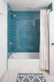 Gray And Aqua Bathroom by Bathroom Best Subway Tile Bathroom Small With Gray Tile And