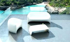 Modern Patio Furniture Ultra Outdoor Beautiful Garden Impressive Sof