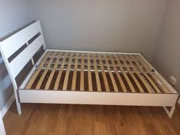 Brusali Bed Frame by Bedding Ikea Trysil Bed Frame Review Bedroom Product Reviews H