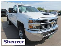 New 2019 Chevy Silverado 2500HD Work Trucks For Sale Near ...