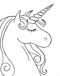 Black And White Unicorn Emoji Coloring Pages Get