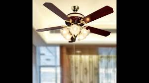 ceiling fans with lights for living room