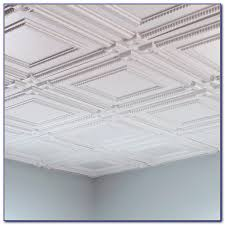 2x4 Suspended Ceiling Tiles Acoustic by Surface Mount Acoustic Ceiling Tiles Tiles Home Design Ideas
