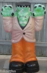 Vintage Halloween Blow Molds Craigslist by 41 Best Vintage Halloween Blow Molds Images On Pinterest