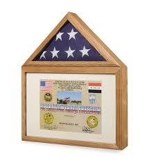 Flag Medal Display Case Shadowcase