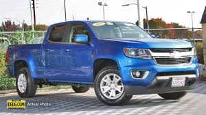 Pre-Owned 2018 Chevrolet Colorado LT 4D Crew Cab In San Jose ...