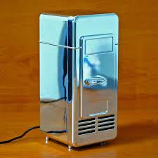 mini frigo de bureau cadeau usb mini réfrigérateur usb pour bureau sur logeekdesign