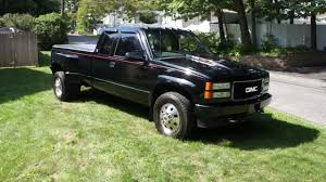 2000 Gmc Sierra 3500 1 Ton Dually Diesel For Sale~absolutely Inside ...