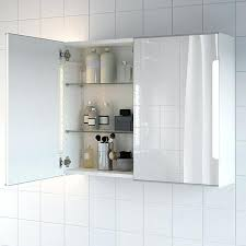 ikea bathroom mirror mirror cabinet with 2 doors and led light
