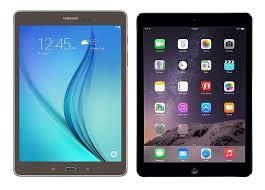 Samsung Galaxy Tab A 9 7 vs Apple iPad Air