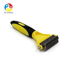 Dog Hair Shedding Blade by List Manufacturers Of Undercoat Rake For Dogs Buy Undercoat Rake