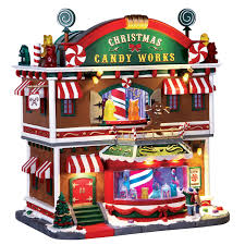 Lemax Halloween Village 2012 by Lemax 2017 Holiday U0026 Christmas Village Collection