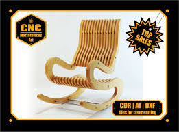 Rocking Chair Made Of Wood. Vector Plan For Laser Cutting CNC.   Etsy Classic Rocking Chair Armchairs From Smilow Design Architonic China Modern G Style Outdoor Rocking Chair Hotel Fniture Verallt Chair Ikea Rosewood Carved With Cane Weaving Vti Chennai Acapulco Kids Sklum The Poltrona Joel Escalona 10 Best Chairs 2019 Books Literary Agency Selections Wood Slat Seat At Lowescom Sk52 Croft Collection Melbury John Lewis Partners