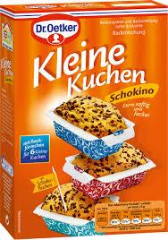 dr oetker kleine kuchen schokino backmischung 245g