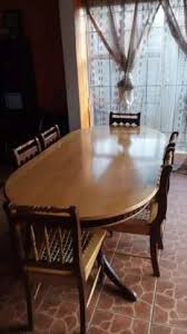 Dining Room Set With Display And Server For Sale