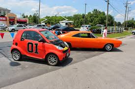 Dukes Of Hazzard Collector: Dukes Of Hazzard Fan Fair - The ... Rv Trailer With A Smart Car And It Can Do Sharp Turns Sew Ez Quilting Vs Our Truck Car Food Truck Food Trucks Pinterest Dtown Austin Texas Not But A Food Smart Car Images 2 Injured In Crash Volving Smart Dump Wsoctv Compared To Big Mildlyteresting Be Album On Imgur Dukes Of Hazzard Collector Fan Fair The Smashed Between 1 Ton Flat Bed Large Delivery Page Crashed Into The Mercedes Cclass Sedan Went Airborne Image Smtfowocarmonstertruck6jpg Monster Wiki