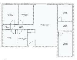plan maison plain pied 2 chambres plan maison plain pied 2 chambres gratuit excellent pin plan maison