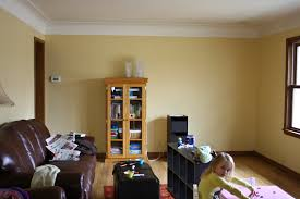 Warm Colors For A Living Room by Power Through The Munchkins