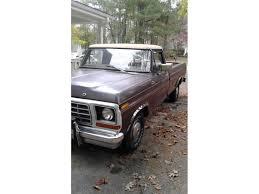 100 1978 Ford Trucks For Sale F150 Custom Classic Car Raleigh NC 27604