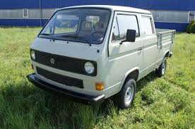 VW T3 Doka Truck Owned By Porsche 911 Designer Heads To Auction ...