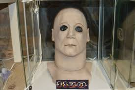 Halloween H20 Mask by My Brothers Return H20 Mask Michael Myers Net