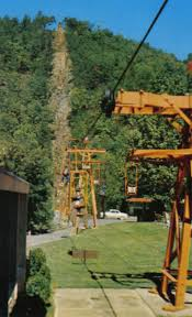 Gatlinburg Chair Lift New by Old Gatlinburg Parkway Page Three The Great Smoky Mts Of East