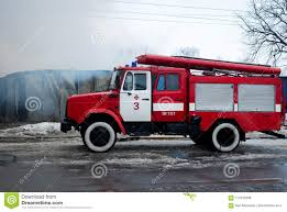 100 Fire Truck Sirens Chernivtsi Ukraine 03192018 Engine With And Blue