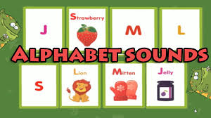 Alphabet Match ABC Phonics Flashcards Learning Game Letter Sounds Preschool Activity