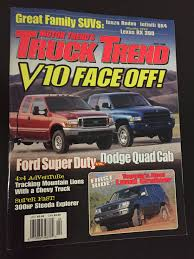 The 20th Anniversary Of Truck Trend – Sort Of…