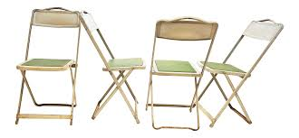 Vintage White Metal Folding Chairs With Green Vinyl Seats - Set Of 4 ... Metal Folding Chairs Walmart Interiordedircom Antique Grey Vintage Garden Bistro Table And 2 Homegenies White Chippy Paint Ding Chair Heirloom Home Sustainable Slow Stylish A Plywood Scaramangas Industrial Fniture Scaramanga Louis Rastter Kumfort Brown Sold Pair Of Etsy One Hospital Foldable Peak Event Services Black Wood Wedding Slatted Shop Osp Furnishings Bristow Steel Finis