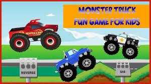 100 Monster Trucks Games Truck Game For Kids Educational Adventure