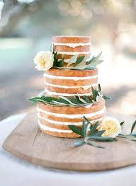 Rustic Cake Topper Naked Wedding Ideas For Deer Pearl Flowers With Olive Leaves Toppers Sale