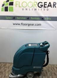 reconditioned floor scrubbers floorgear com
