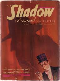 Image For The Shadow Pulp Magazine ANNUAL 1942 Edition Living