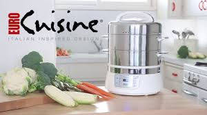 steamer cuisine cuisine fs2500 stainless steel electric food steamer