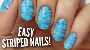 Easy Striped Nail Art - YouTube Nails Designs In Pink Cute For Women Inexpensive Nail Easy Step By Kids And Best 2018 Simple Cute Nail Designs Acrylic Paint Nerd Art For Nerds Purdy Watch Image Photo Album Black White Art At 2017 How To Your Diy New Design Ideas Uniqe Hand Fingernails Painted 25 Tutorials Ideas On Pinterest Nails Tutorial 27 Lazy Girl That Are Actually Flowers Anna Charlotta