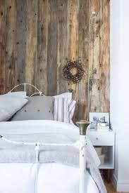How To Clean Prep Install Reclaimed Wood Plank Walls Refreshed Designs