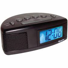 Ilive Under Cabinet Radio Set Time by Bluetooth Alarm Clocks