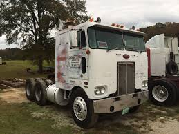 An Old Cabover In The Country