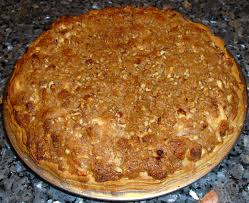 Pumpkin Pie With Pecan Streusel Topping by Cream Apple Pie With Streusel Topping Recipe U2014 Dishmaps