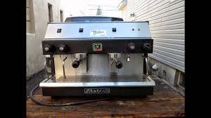 Astra Mega 2 Two Group Commercial Espresso Cappuccino Machine
