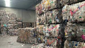 100 Melbourne Warehouse Recycling Stockpile Left In Warehouse For Landlord