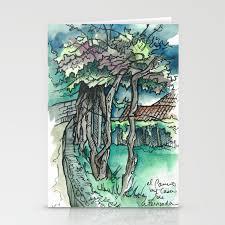 100 Casa Camino Portugus De Fernanda Stationery Cards By Karigale