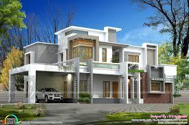 100 Pure Home Designs Luxurious Contemporary Home Plan Kerala Home Design