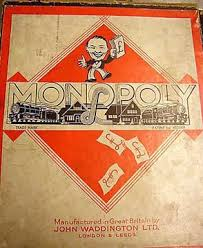 1930s London Monopoly Note The Voysey Style Houses Straight Out Of Metroland