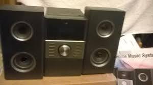 Ilive Under Cabinet Radio Walmart by Gpx Hc425b Home Music System Walmart Com