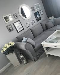 htons living room with ikea liatorp table and wall frames