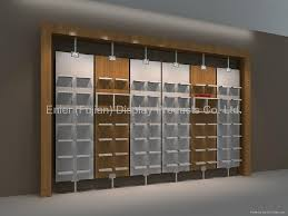 Retail Wall Display Shelving