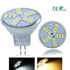 10pcs 3w 5w 7w mr11 led spotlight bulb 12v dc mini cup gu4 l 9
