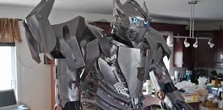 Transformers Decepticons Pumpkin Stencils by 8 Best Homemade Transformers Costumes On Earth The News Wheel